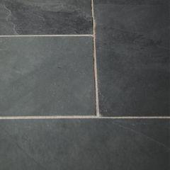 Amazon Black Slate Flooring