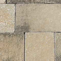 Antique Honey Cathedral Block Paving