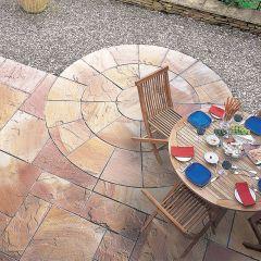 Modak Rosemount Patio Circle