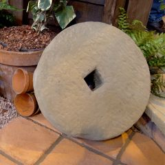 Large Flat Millstone