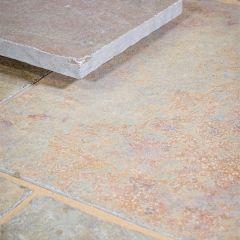 Sawn Edge Honey Cathedral Flooring