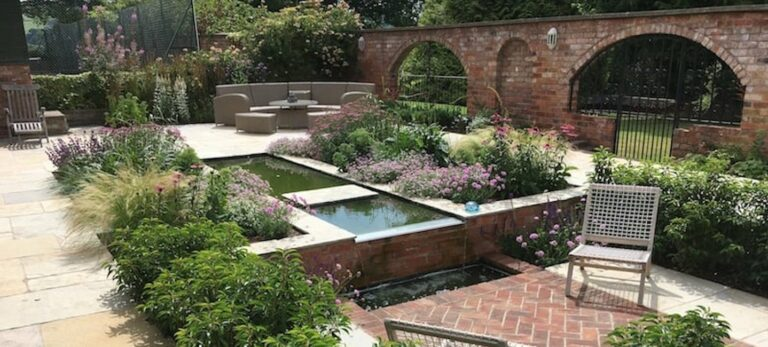 How to Design and Lay a Garden Path