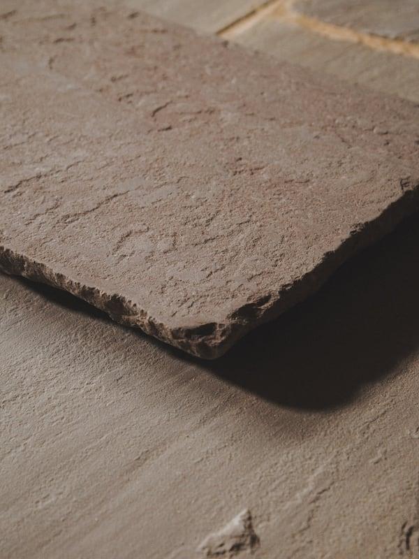 Antique Fieldmoor Sandstone Close Up | Westminster Stone