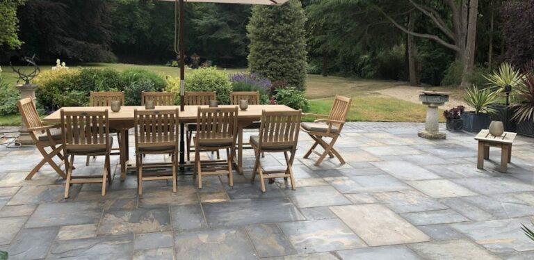 Taking Care of Natural Paving Stones
