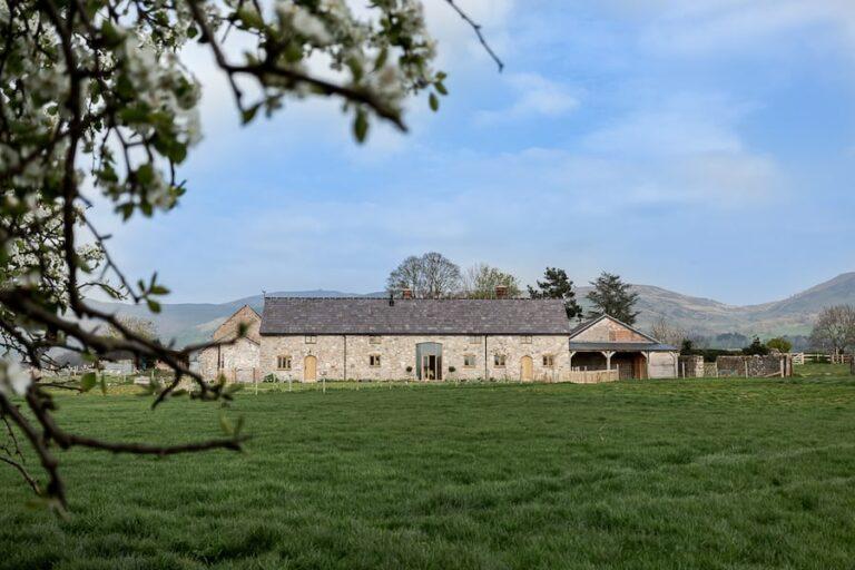 Longbarn at Caerfallen Case Study